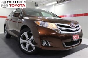 2014 Toyota Venza V6 AWD XLE PKG Sunroof Btooth BU Cam Heated Lt