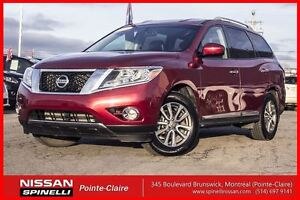 2014 Nissan Pathfinder SL AWD CERTIFIE/IMPECCABLE