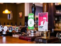 PART TIME BAR STAFF- THE QUEEN'S HEAD, BRIXTON