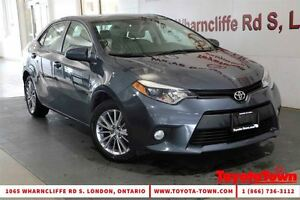 2014 Toyota Corolla LE UPGRADE MOONROOF ALLOYS BACKUP CAMERA