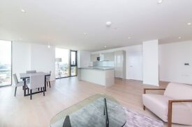BRAND NEW UNLIVED IN 3 BEDROOM 3 BATHROOM APARTMENT IN ONE THE ELEPHANT ZONE 1 & 2 BAKERLOO LINE