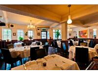 Floor Supervisor/Head waiter -Waiter/Waitress required in a busy Italian restaurant in Surrey