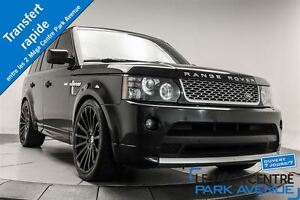 2012 Land Rover Range Rover Sport Supercharged AUTOBIOGRAPHY *PR