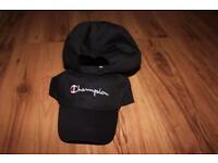 Black Champion Baseball cap