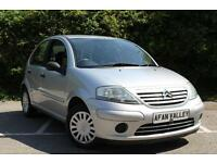 CITROEN C3 1.4i Desire 5dr **2 LADY OWNERS FROM NEW** (silver) 2005