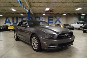 2014 Ford Mustang V6 Premium, Automatic, Leather, Convertible