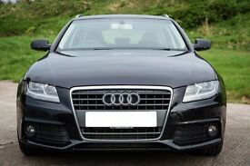 2010 Audi A4 AVANT SE TDI AUTO (open to sensible offers)