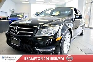 2014 Mercedes-Benz C-Class C300 *Leather|Heated seats|AWD*