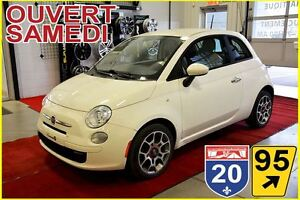 2012 Fiat 500 Pop * CLIMATISATION * MAGS *