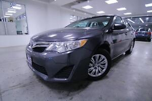 2013 Toyota Camry LE, PWR GRP, CRUISE, ONE OWNER, FULLY SERVICED
