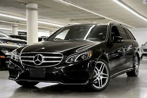 2015 Mercedes-Benz E-Class E400 4MATIC, Wagon, Toit pano, Super