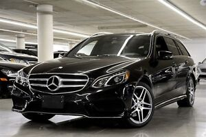 2015 Mercedes-Benz E-Class E400 4MATIC, Wagon, Toit pano, Super