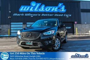 2016 Mazda CX-5 GS SUNROOF! BLIND SPOT MONITOR! HEATED SEATS! RE