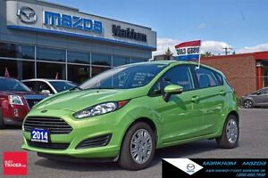 2014 Ford Fiesta SE CLEAN CAR PROOF AT AC BLUETOOTH IMMACULATE C
