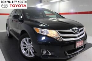 2014 Toyota Venza AWD Sunroof Btooth BU Cam Heated Lther