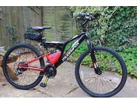 Brand New Muddy Fox Super Sport Electric Bike [UK Road Legal]