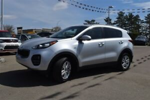 2017 Kia Sportage LX | AWD | Certified Pre-Owned