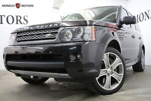 2011 Land Rover Range Rover Sport 4WD 4dr SUPERCHARGE SPORT GPS