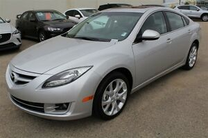 2013 Mazda MAZDA6 GT 5AT *LEATHER* HEATED SEATS *BOSE AUDIO* HID