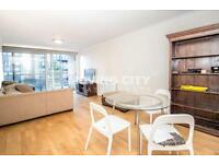 2 bedroom flat in Boardwalk Place, Canary Wharf, Canary Wharf