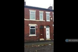 2 bedroom house in Wembury Street North, Manchester, M9 (2 bed)