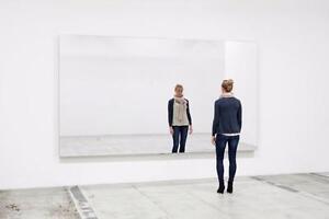 (4' x 6') Wall Mirror $99.95.  Home Gym Mirror or Luxury Vanity Mirror Walls. Large Wall Mirror Panels for Mirror Walls.