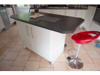 KITCHEN UNITS AND WORKTOPS - IDEAL FOR SECOND HOME OR RENTAL PROPERTY