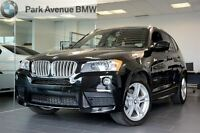 2013 BMW X3 M SPORT/ TECHNO/ PREM/ EXECUTIVE