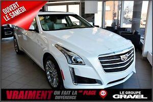 2016 Cadillac CTS 151$/SEMAINE CADILLAC CTS AWD LUXURY BAS MILLA