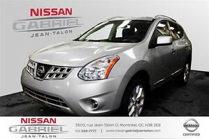 2013 Nissan Rogue SV AWD SV AWD NAVIGATION  ONE OWNER 8 TIRES