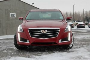 2015 Cadillac CTS Luxury*HAIL DAMAGE ($4000)*     FINANCING AS L Moose Jaw Regina Area image 2