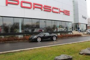 2017 Porsche Boxster S                   Pre-owned vehicle 2017
