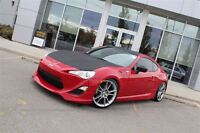 2013 Scion FR-S UPGRADES! LOW KMS!