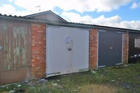 Storage Garage Available to Rent - Ennerdale Road, Darlington - £30pcm!