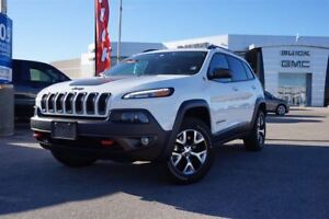 2016 Jeep Cherokee Trailhawk | Nav | Sunroof | A/T Tires