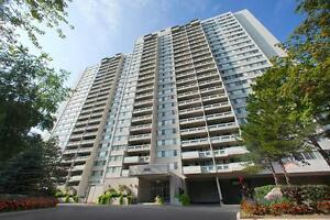 Fully Renovated 2 Bedroom Steps to Square One in Mississauga!