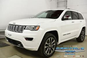 2017 Jeep Grand Cherokee OVERLAND*TOIT PANORAMIQUE