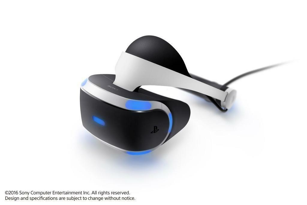 PlayStation VR Virtual Reality Package [NEW & BOXED]