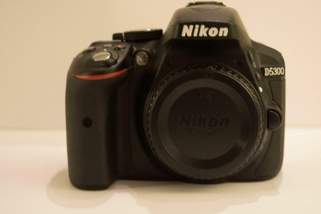 Nikon D5300 DSLR camera, body only
