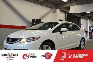 2014 Honda Civic LX*AUTOMATIQUE*TRÈS PROPRE*
