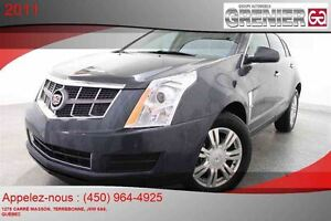 2011 Cadillac SRX Luxury AWD *CUIR + TOIT PANORAMIQUES*