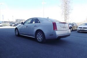 2011 Cadillac CTS 3.0L LUXURY AWD CUIR, BAS KM JAMAIS ACCIDENTÉ