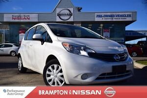 2014 Nissan Versa Note 1.6 SV *Bluetooth, Rear view monitor, Pow