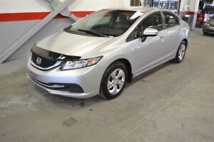 2014 Honda Civic Sedan LX CVT |BAS KM|EXCELLENTE CONDITION|
