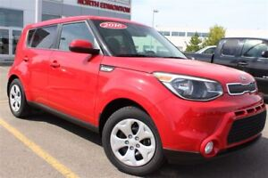 2016 Kia Soul LX MT | Certified Pre-Owned