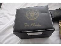 Joe Redeo Gold watch