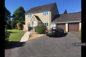 4 bedroom house in Bownham Mead, Stroud, GL5 (4 bed)