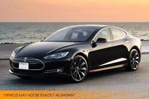 2015 Tesla Model S P85D, Tech PKG, Autopilot, Nav, Sunroof, AWD