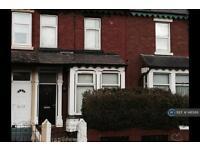 3 bedroom house in Gorton Street, Blackpool, FY1 (3 bed)