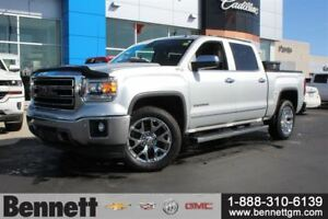 2014 GMC Sierra 1500 SLT - 5.3 V8, Nav, 20 Wheels, Trailer Pack